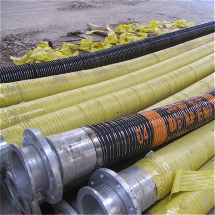 Marine Collapsible Rubber Oil Dock Hose/ Ship To Ship Hose Flexible