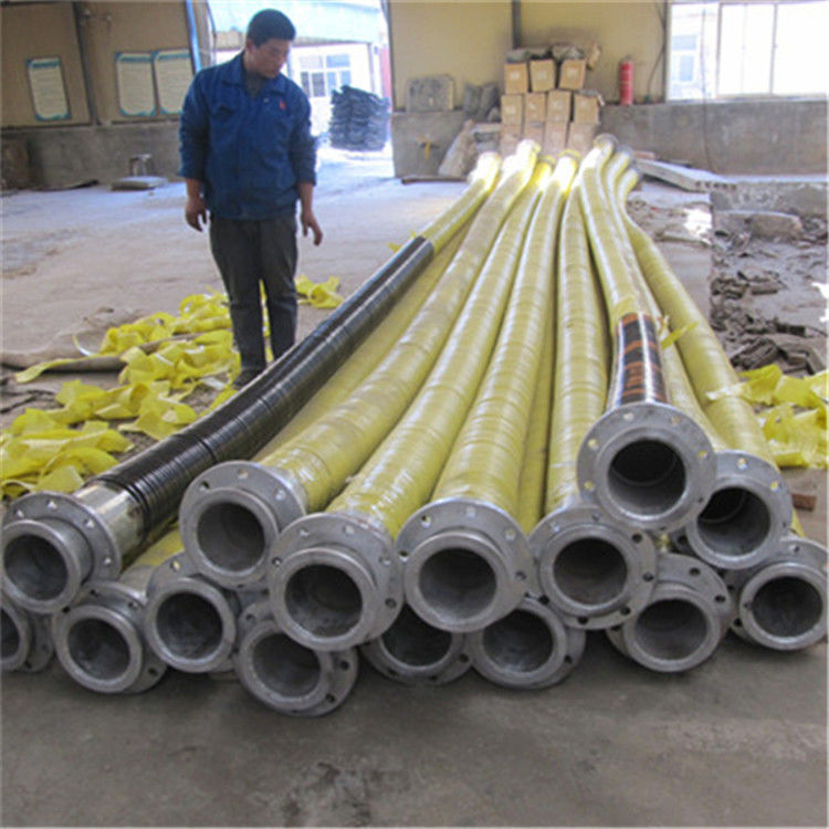 Weather Resistant Oil Suction And Discharge Hose For Onshore And Offshore Dock